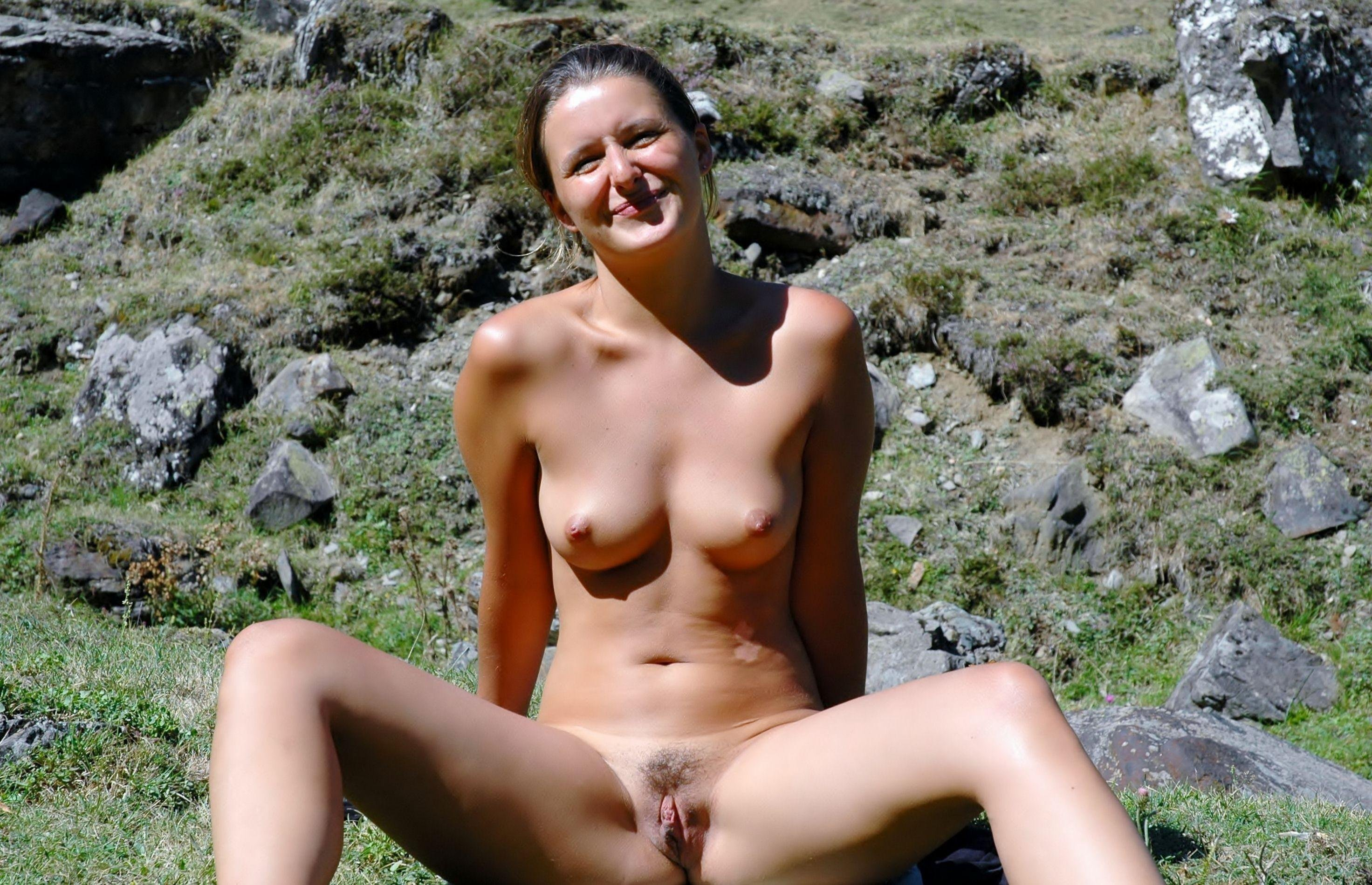 Nude French Woman